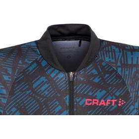 Craft Velo Art Jersey Damen nox/black